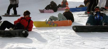 Ferien Ski & Snowboard 02 - Snowboardschule