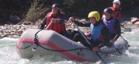 Sportreisen - Rafting Schlauchboot 5