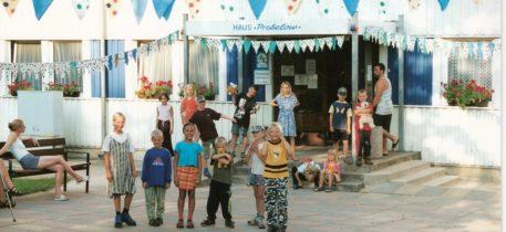 Altai-Adventure - Haus Prebelow mit Kids
