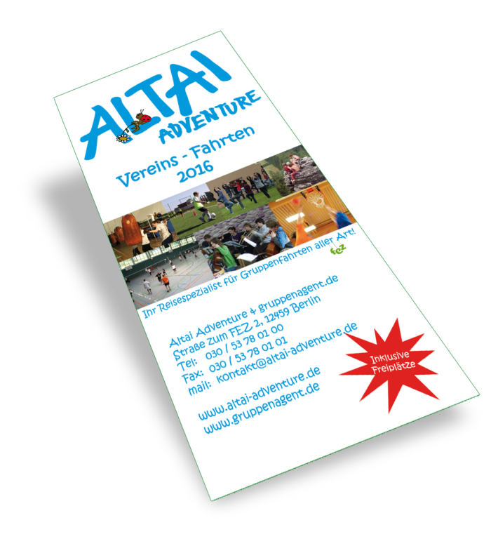 Altai-Flyer Vereine